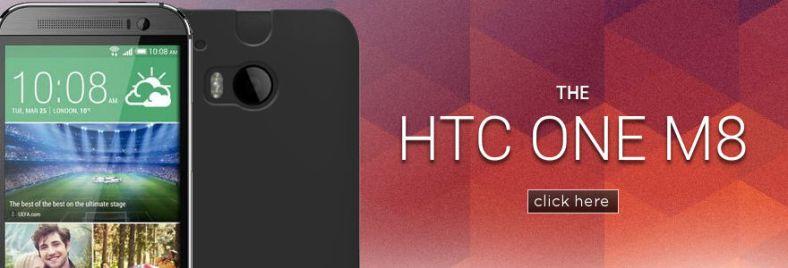 HTC One m8 Banner