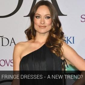 Fringe Dress - A New Trend?