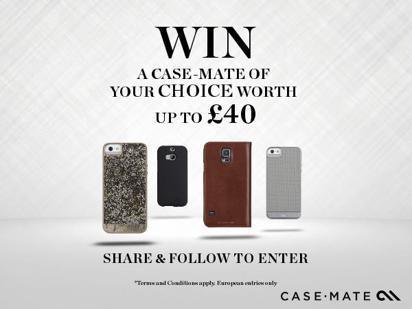 Win a case worth up to £40!