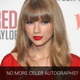 Swift on Autographs