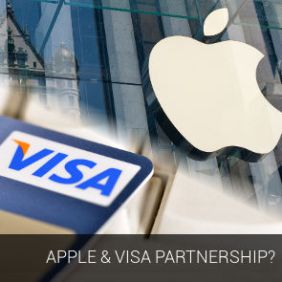 Visa Apple Partnership?